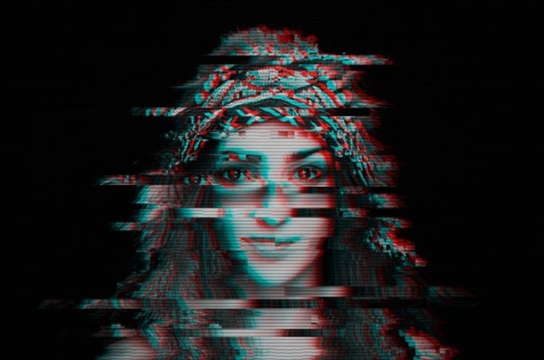 glitch effect photoshop tutorial