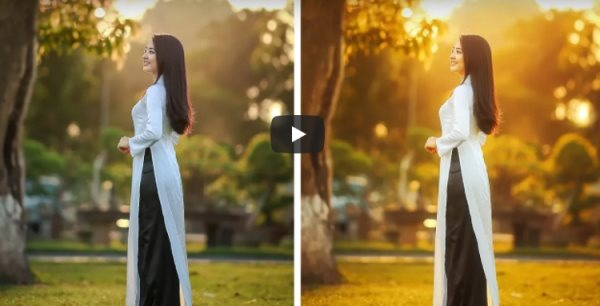 sunlight effect photoshop tutorial