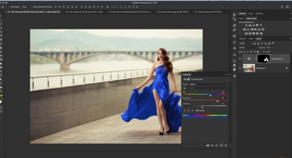 how to change colors in photoshop tutorial