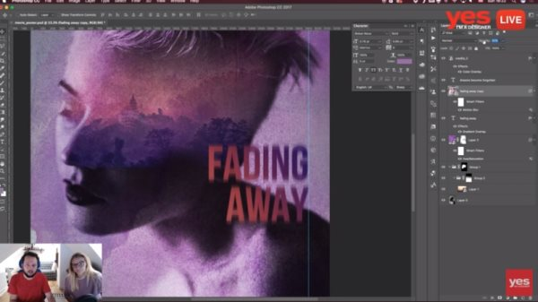 movie poster design photoshop tutorial