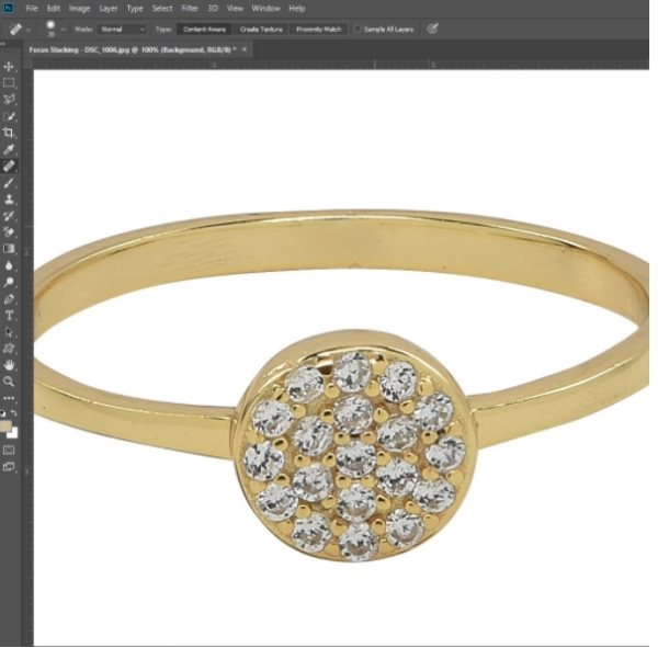 Photoshop product images tutorial