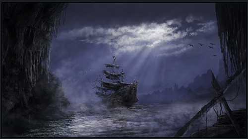 ghost ship photoshop tutorial