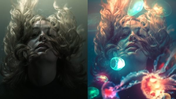 Photoshop photomanipulation tutorial