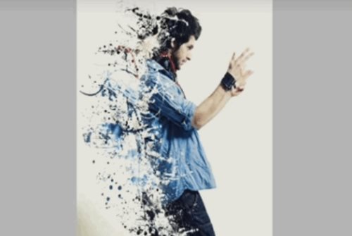 dispersion effect tutorial