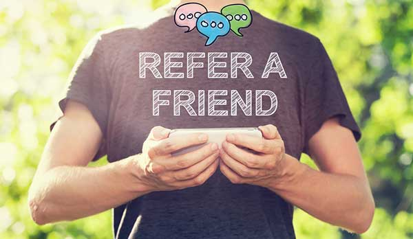 business referral