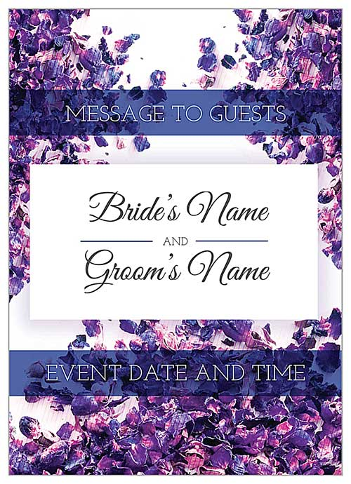 10 beautiful  and free  wedding invitation card templates