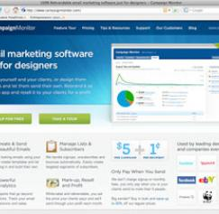 Campaign manager: Online HTML e-mailing tools can expand your freelance offerings