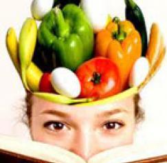 Food that feeds creativity