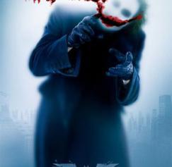 Movie Poster Design Trends (The Dark Knight)