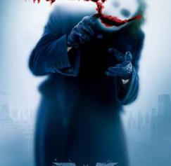 Movie Poster Design Trends (The Dark Knight)