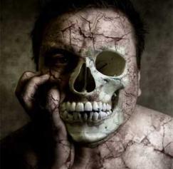 Three Scary Halloween Design Effects