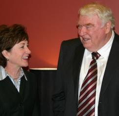 Football icon: Branding John Madden