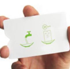 New Uses for Business Cards