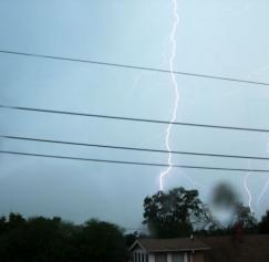 Don't Be Thunderstruck During a Power Outage