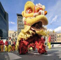Create a Chinese New Year Calendar