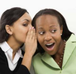 Help, My Client Wants to Gossip!