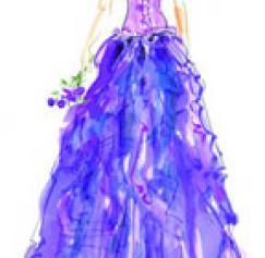 10 Stunning Fashion Design Sketches