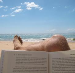 4 Books that Bring the Office to the Beach