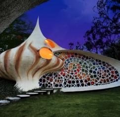 5 Delightfully Odd Home Designs