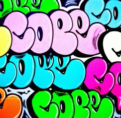 6 Cool Graffiti Patterns
