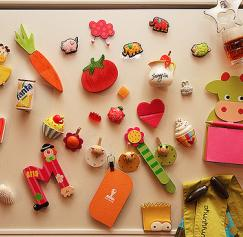 3 Holiday Magnet Ideas