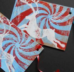 8 Holiday Greeting Card & Invitation Designs