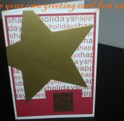 How To Make Your Own Greeting Cards Fast And Easy
