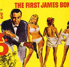 Design Inspiration for James Bond Fans