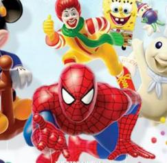 5 Macy's Thanksgiving Day Parade Balloon Character Design Tutorials