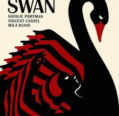 'Black Swan' Posters Are Art