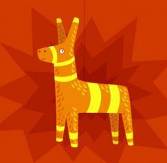 18 Piñata Designs