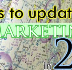 5 Ways to Update Your Marketing for the New Year