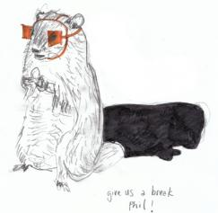 9 Designs for Groundhog Day
