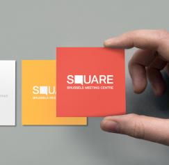 5 Eye-Catching Square Business Cards