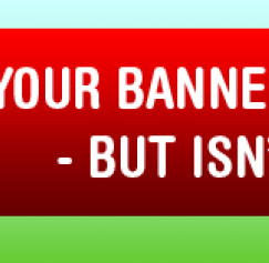 3 Places Your Banner Isn't, But Should Be