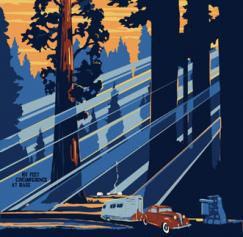 See America: Great U.S. Travel Posters