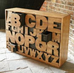 Shacking Up With Typography