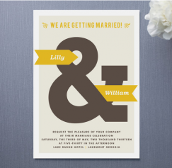 Wedding Fonts: Quirky