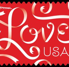Envelope Art: Beautiful Postage Stamps