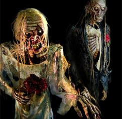 5 Wicked Haunted House Decorations