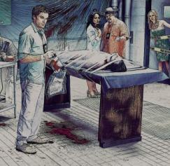 8 Killer 'Dexter' Fan Art Illustrations