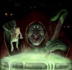 Wonderful Witches Through Artwork