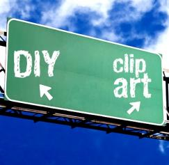 How DIY Logo Design and Clip-Art Can Hurt Your Business