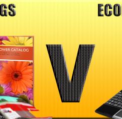 Ultimate Marketing Championship, Round 2: Catalogs vs. Ecommerce
