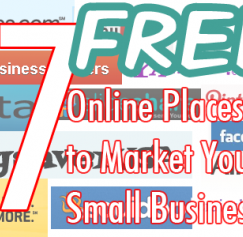 27 Free Online Places to Market Your Small Business Today