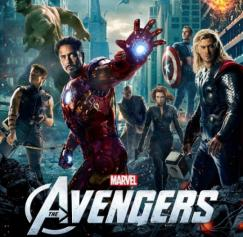 12 Movie Posters: 'Avengers,' 'Battleship' and more