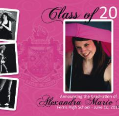 Hot Off the Press: Graduation Cards and More