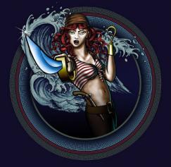 Ahoy, Mateys: Pirate Gr-arrr-phic Design!