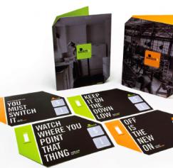 5 Pocket Folder Designs You'll Never Forget