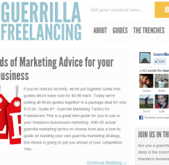 10 Hot Marketing Links for Freelance Graphic Designers